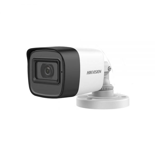 Hikvision DS-2CE16D0T-ITPF Hikvision Outdoor Security Camera, 2MP, 2.8MM