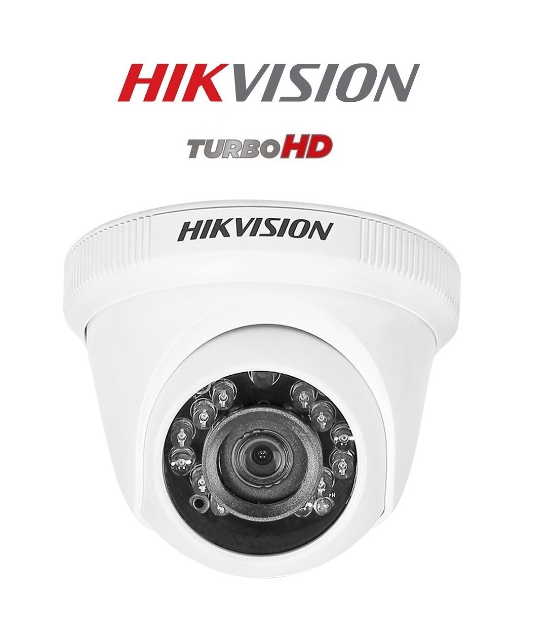 HIKVISION DS-2CE5AD0T-IRP/ECO 2MP (1080P) Night Vision Dome Camera